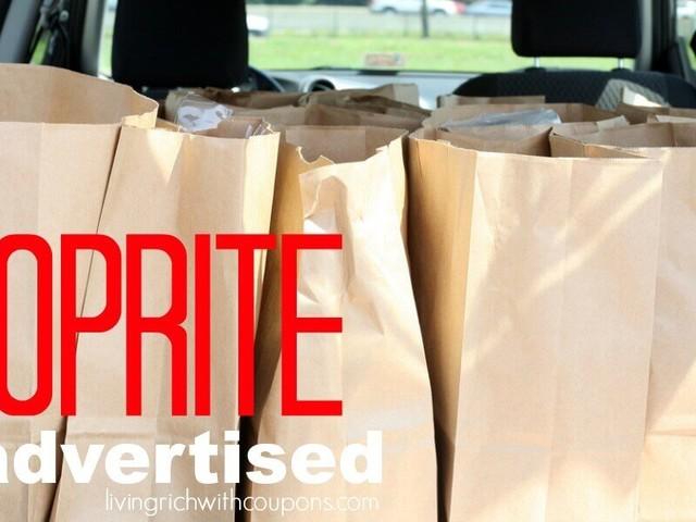 Save Big at ShopRite with This Week's Huge List Unadvertised Deals