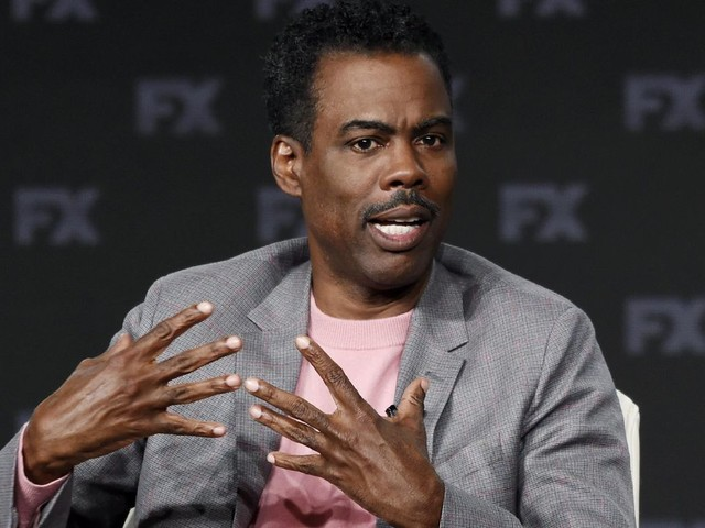 Chris Rock: Coronavirus smacked U.S. because 'Pelosi and the Democrats' obsessed over impeachment