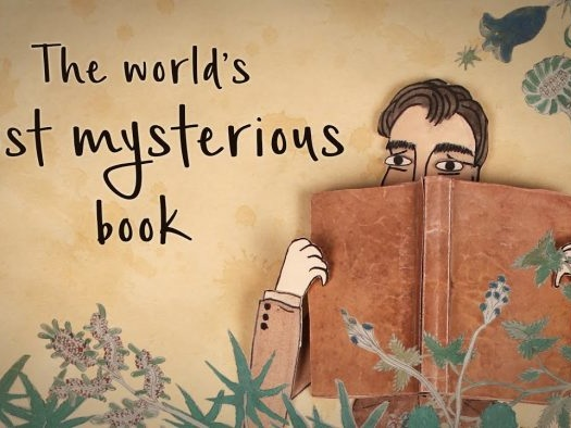 """An Animated Introduction to """"the World's Most Mysterious Book,"""" the 15th-Century Voynich Manuscript"""