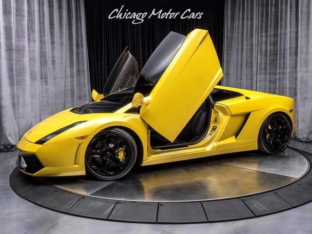 2004 Lamborghini Gallardo Coupe UPGRADES!