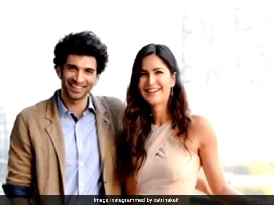 Katrina Kaif Posts Birthday Wish For 'Special Person' Aditya Roy Kapur