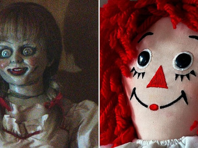 The Real Annabelle Is Actually a Raggedy Ann Doll - and It's Terrifying