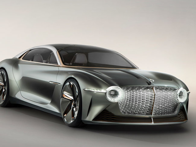 Bentley's New Concept Could Be the Ideal Road Trip Car of the Future