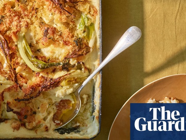 Christmas sides: Anna Jones' recipes for garlic cauliflower cheese and the ultimate roast potatoes | The modern cook