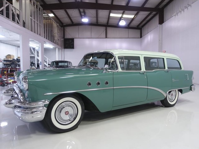 1955 Buick Special Estate Wagon