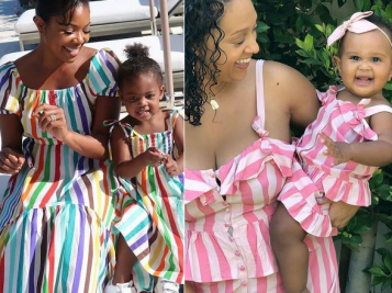 BABY BESTIES! Gabrielle Union & Tia Mowry's Daughters' Playdate Is The Adorableness You Have To See