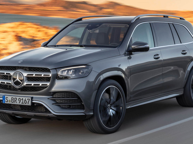 The 2020 Mercedes-Benz GLS Will Cost You Upwards Of AU$144,600 In Australia