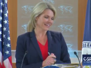 """The Awkward Moment When The State Department """"Celebrates"""" Saudi Women Being Allowed To Drive"""