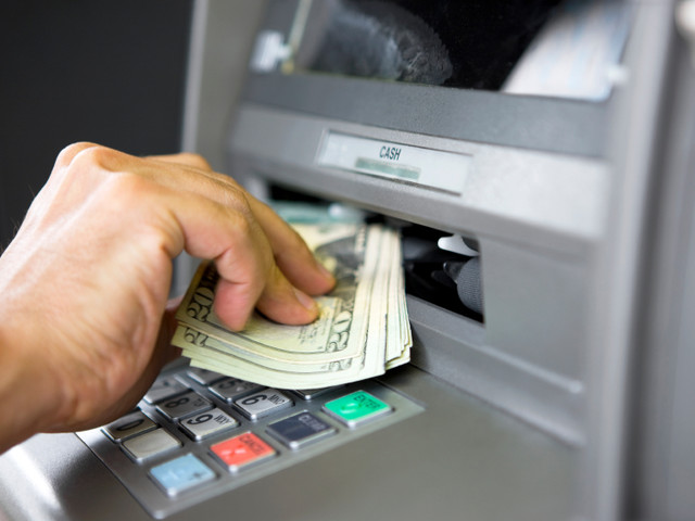 What to Do if an ATM Eats Your Deposit