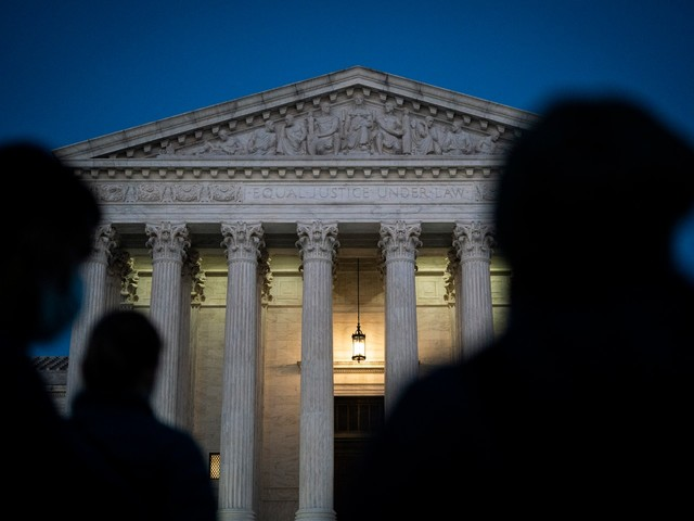 Partisan fight over Supreme Court could affect issues and image