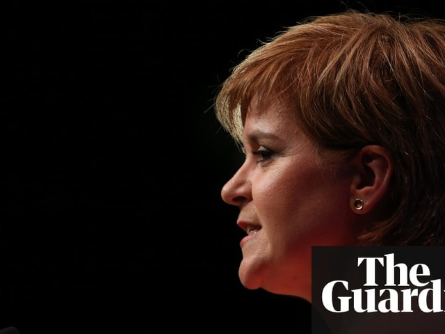 Nicola Sturgeon touts 'commonsense' Brexit alternative