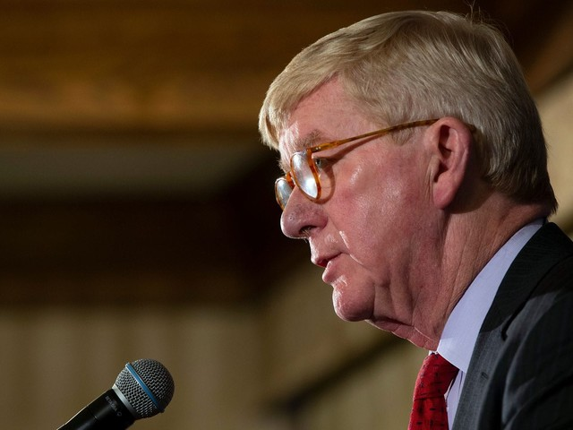 Bill Weld defends decision to run against Trump, says Republicans 'want to have no election'