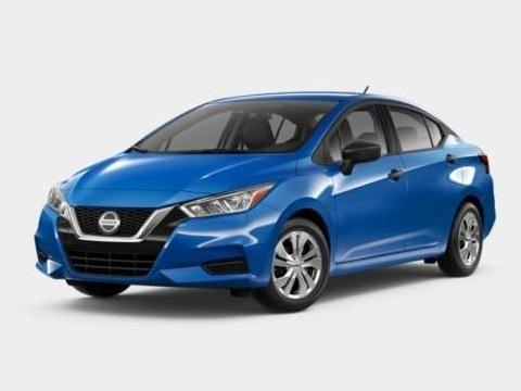 Ace of Base: 2020 Nissan Versa S