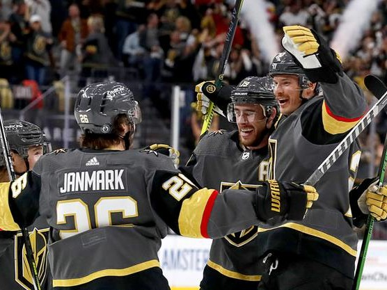 Golden Knights' aggressive roster-building again has them in Stanley Cup semifinals