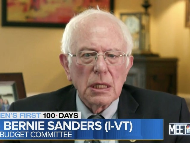 Sen. Bernie Sanders says US drug companies should relinquish intellectual property rights to COVID-19 vaccines because 'millions of lives are at stake around the world'