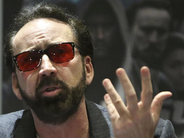 Nicolas Cage Just Took on the Most Nicolas Cage Role Yet