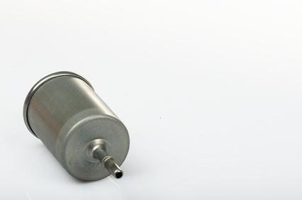 Kraftstofffilter wechseln