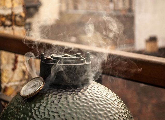 Big green egg a legendas nagy zold tojas a tojas 01