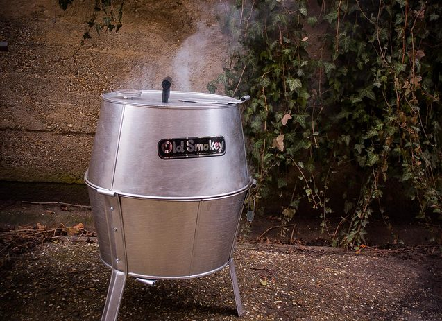 Old smokey grill es bbq sutok az old smokey 03
