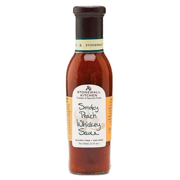Smoky peach whiskey sauce 1920x1920 05051 smoky 20peach 20whiskey 20sauce 1