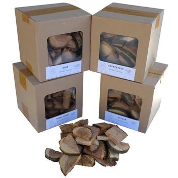 Wood 2 smoke faszeletek 1920x1920 szeletek 4 egyben