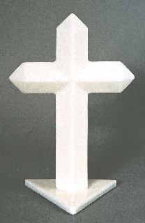 Kortesjemerke - korsform