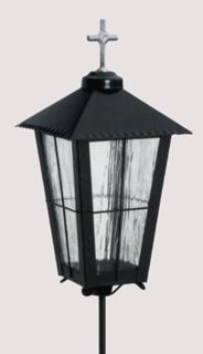 Gravlykt sort el. grå 580