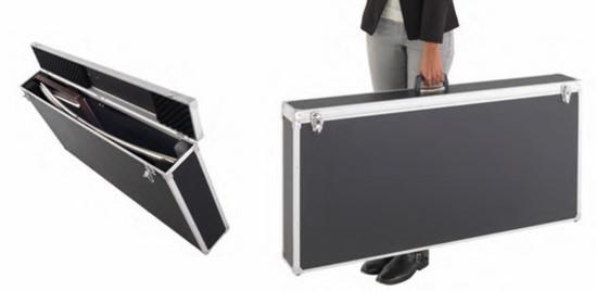 Transportkoffert til skrivepult