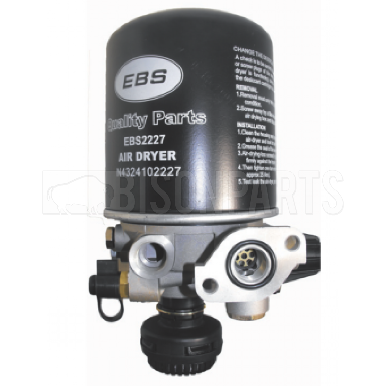 Air Drying Units : Daf lf genuine air dryer unit knorr k
