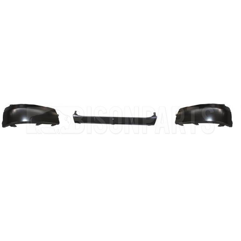 VOLVO FH 4 EURO 6 THREE PIECE FRONT BUMPER ASSEMBLY (PLASTIC)