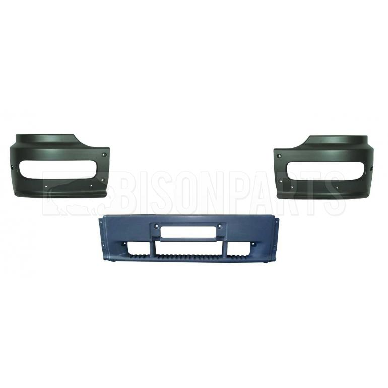 MERCEDES ATEGO VERSION 1 (98-04) VERSION 2 (04 On) Complete Bumper (3 PART KIT)