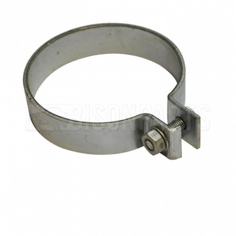 Man tga exhaust clamp diameter mm