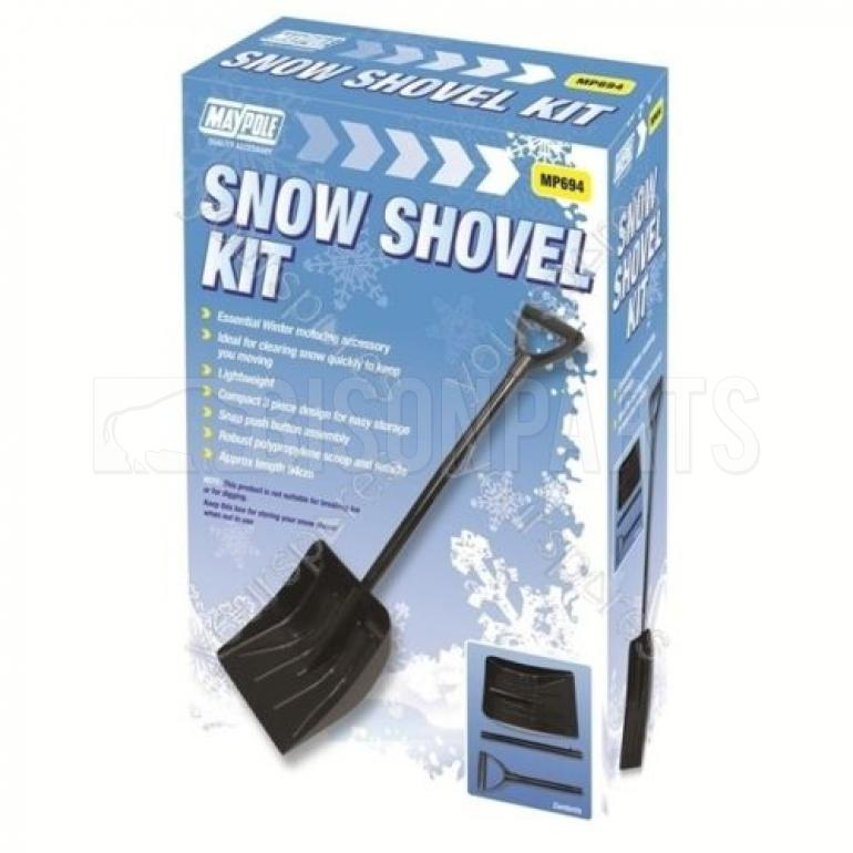Maypole MP694 Snow Shovel Kit (3 Piece)