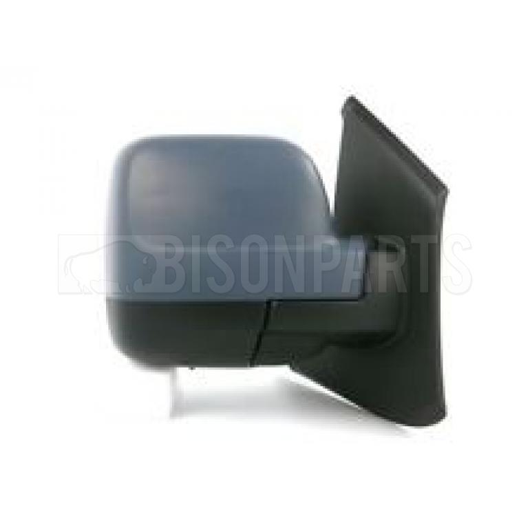 RENAULT TRAFIC VAUXHALL VIVARO FIAT TALENTO NISSAN NV300 PRIMED MIRROR HEAD HEATED & ELECTRIC RH