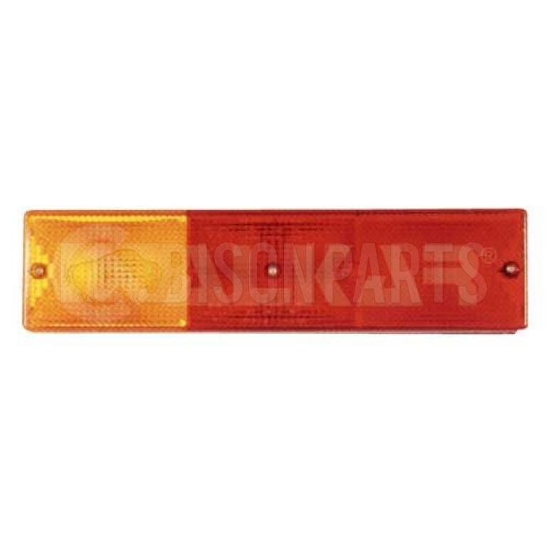 MITSUBISHI CANTER FUSO 2005-2012 REAR LAMP LENS FITS RH OR LH