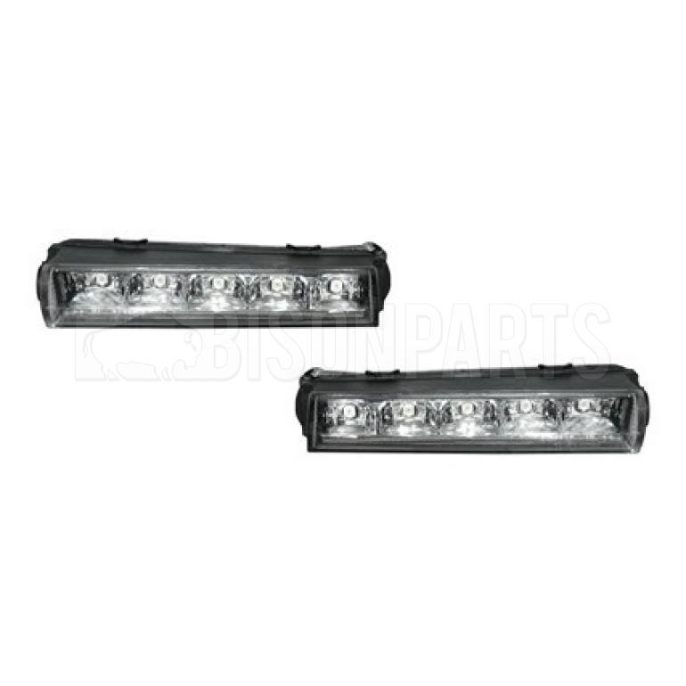 MERCEDES ACTROS MP4 LED DAYTIME RUNNING LAMPS RH & LH (PAIR)