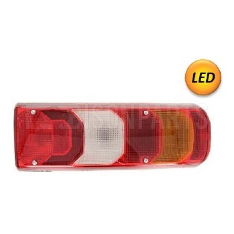 MERCEDES ACTROS MP4 REAR LED COMBINATION LAMP RH