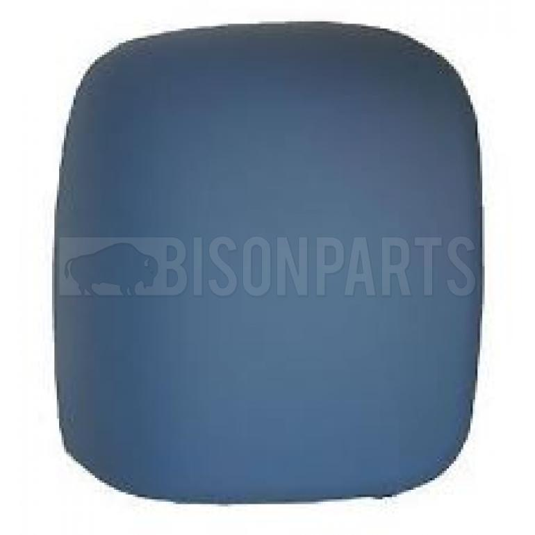 PRIMED WING MIRROR BACK COVER DRIVER SIDE RH