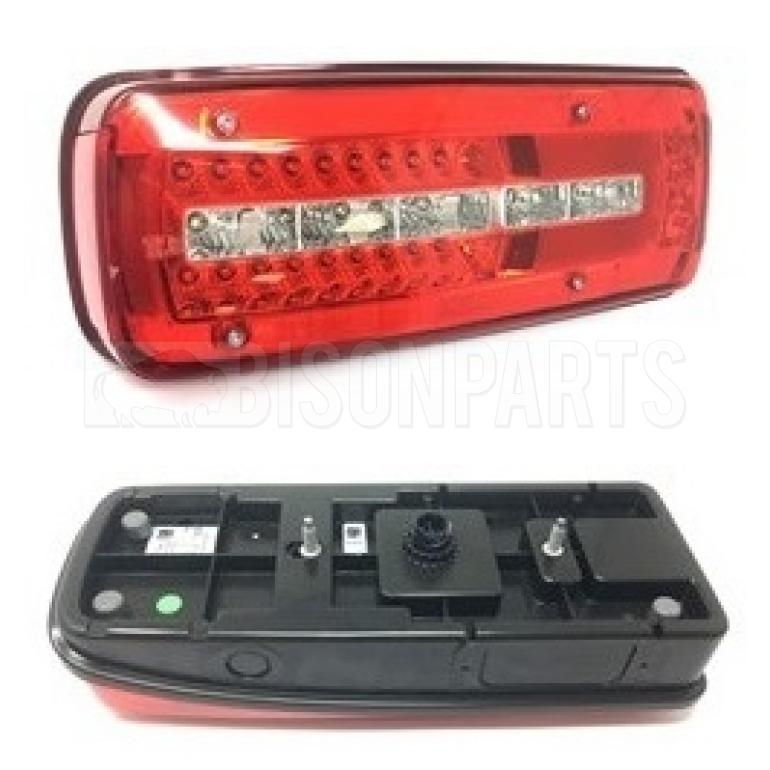 REAR LED COMBINATION LAMP PASSENGER SIDE LH