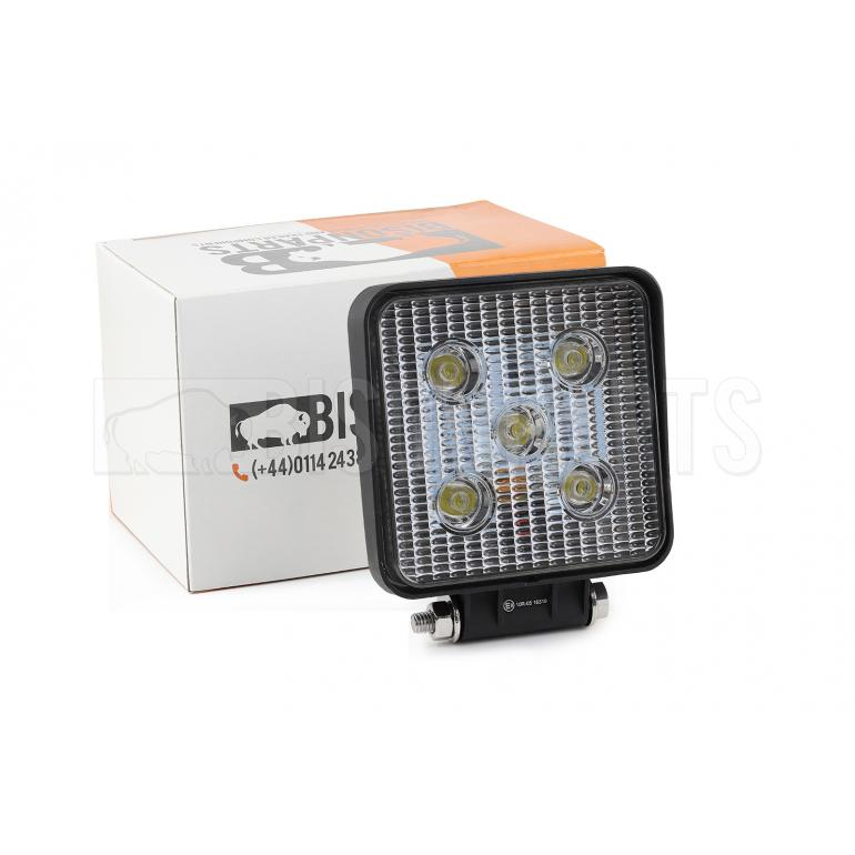 LED SQUARE WORKLAMP 12/24 VOLT