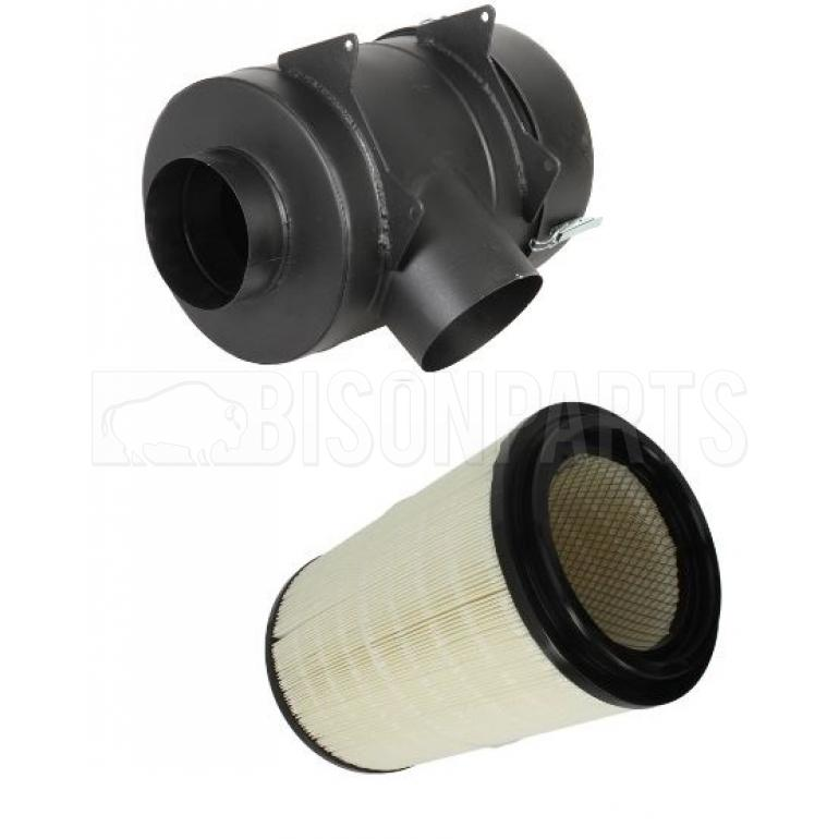 AIR FILTER HOUSING BOX & AIR FILTER ELEMENT