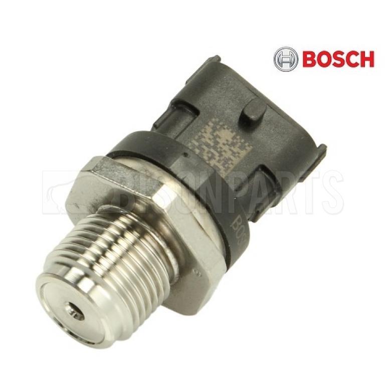 BOSCH Oil Temperature Pressure Sensor Fits IVECO Eurocargo Trakker 2000