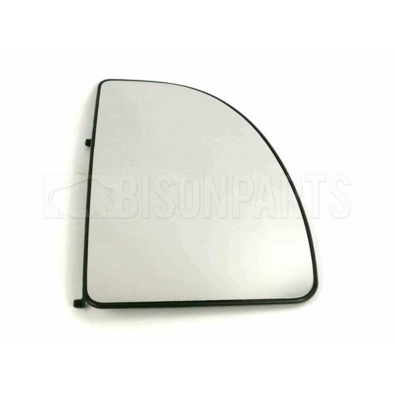 Right Driver side Wing door mirror glass for Peugeot Bipper 2008-2017 heated