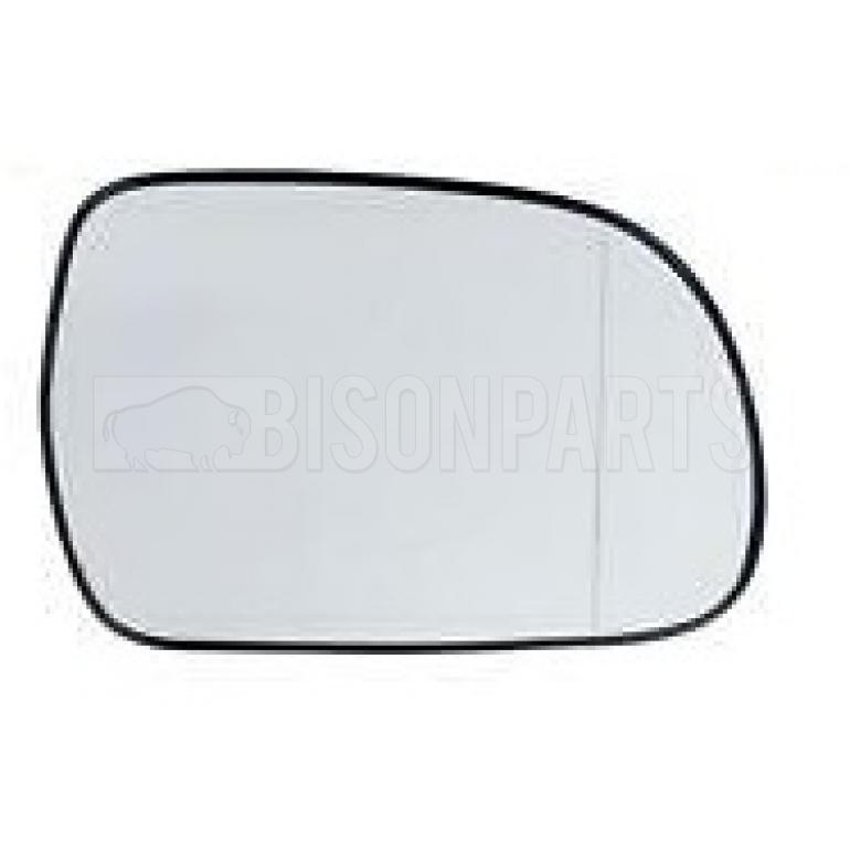 plate Right side Wing mirror glass for Citroen Relay 2006-2018 heated