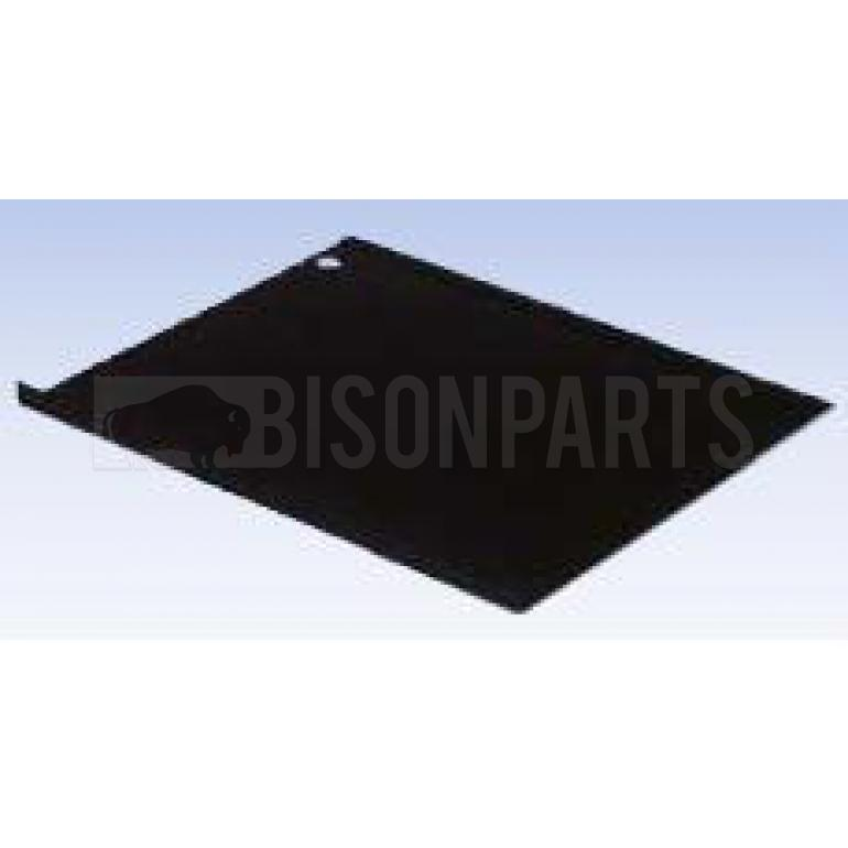 Number Plate Blank