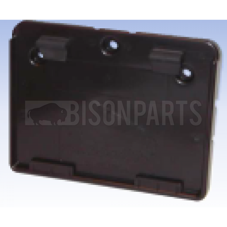 Number Plate Holder - Rubbolite Thermoplastic