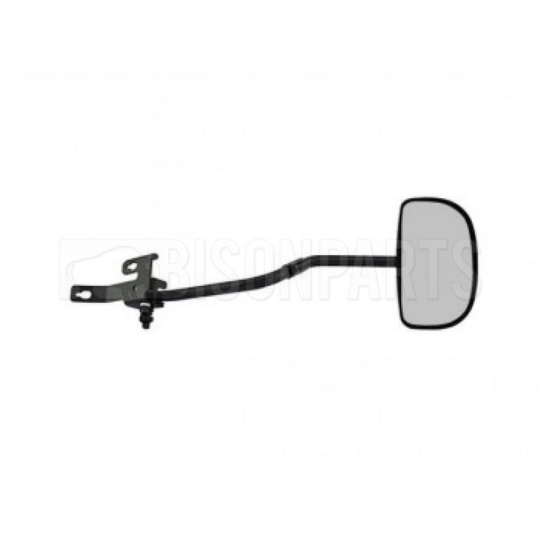 FRONT VIEW MIRROR HEAD & ARM ASSEMBLY
