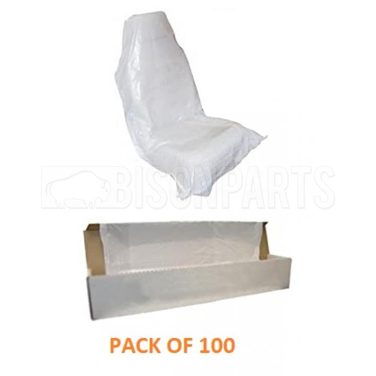 DISPOSABLE SEAT COVERS (PKT 100)