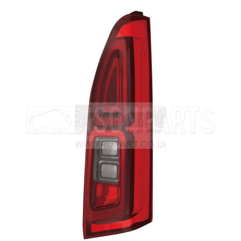 PANEL VAN REAR TAIL LAMP ONLY DRIVER SIDE RH