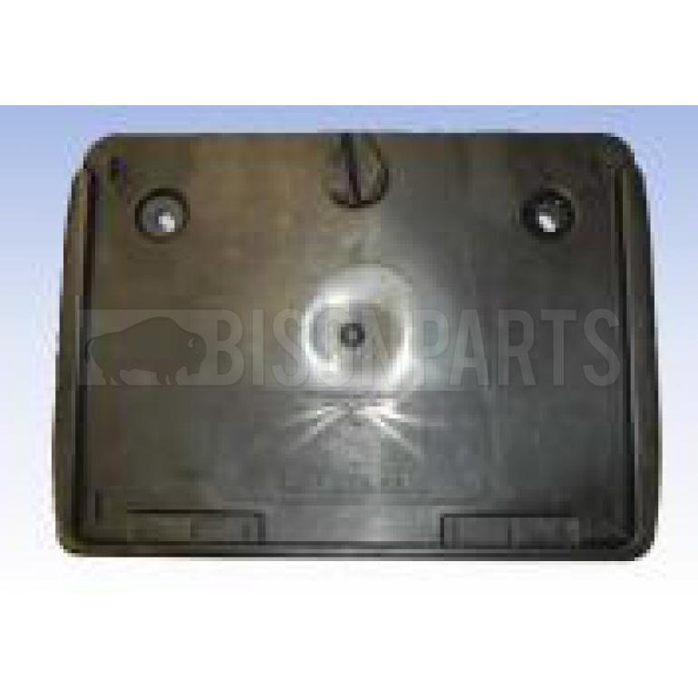 Aspock Thermoplastic Number Plate Holder (Square Type)